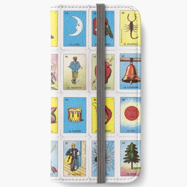 Loteria iPhone Wallet