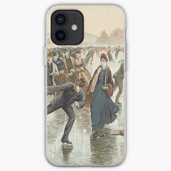 Coques et étuis iPhone sur le thème Patinoire | Redbubble