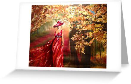 34. Memories of Autumn by mviljoenart