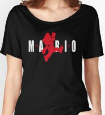AIR MARIO Women's Relaxed Fit T-Shirt