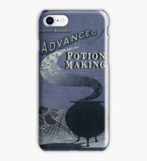 Libatius Borage's Advanced Potion Making  iPhone Case/Skin