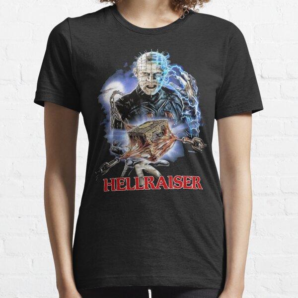 "Hellraiser - ""Pinhead 1"" 【Horror】 Design (1987) Essential T-Shirt"