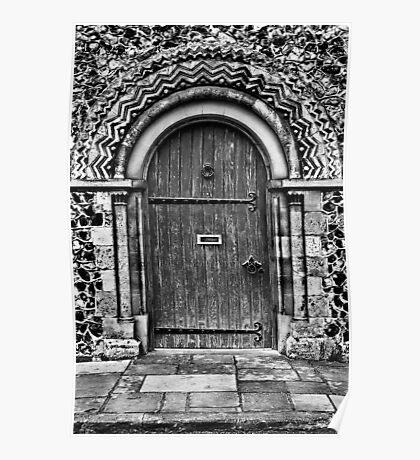 Door Of Mystery Poster