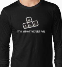 WASD - It's what moves me T-Shirt