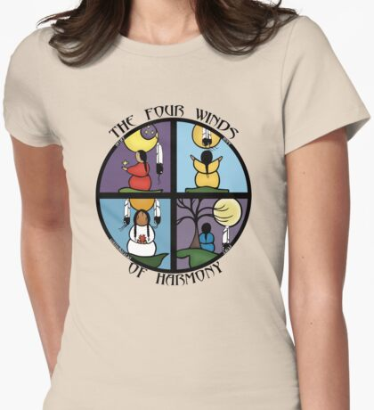 The Four Winds Of Harmony T-Shirt