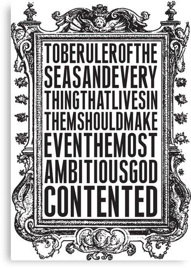 «Ruler of the sea» de Cameron-LN