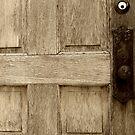 Closed doors by takemeawaycn