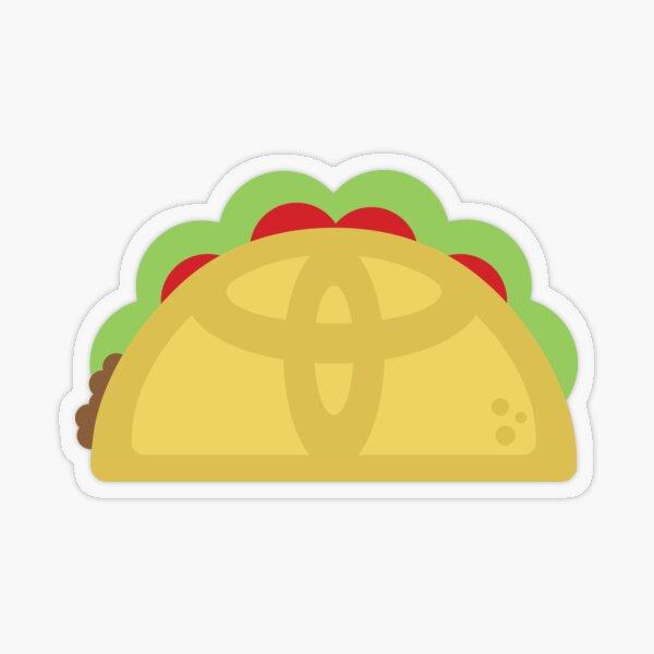 Toyota TACOma Transparent Sticker