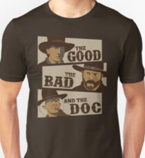 The Good, The Bad, And The Doc T-Shirt