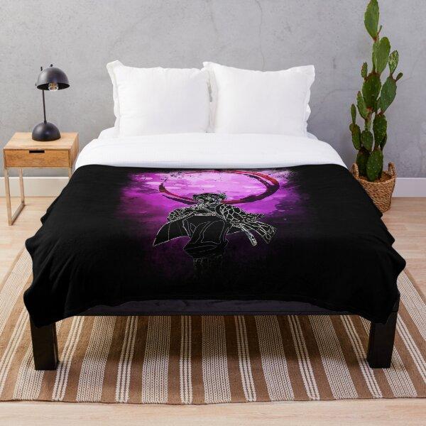 butterfly awakening Throw Blanket