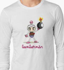 Osama Bin Bomberman Long Sleeve T-Shirt