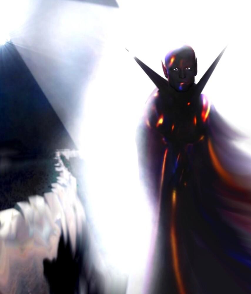 Fehyh Sorcerer by XadrikXu