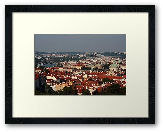 Prague, Czech Republic by jasonksleung