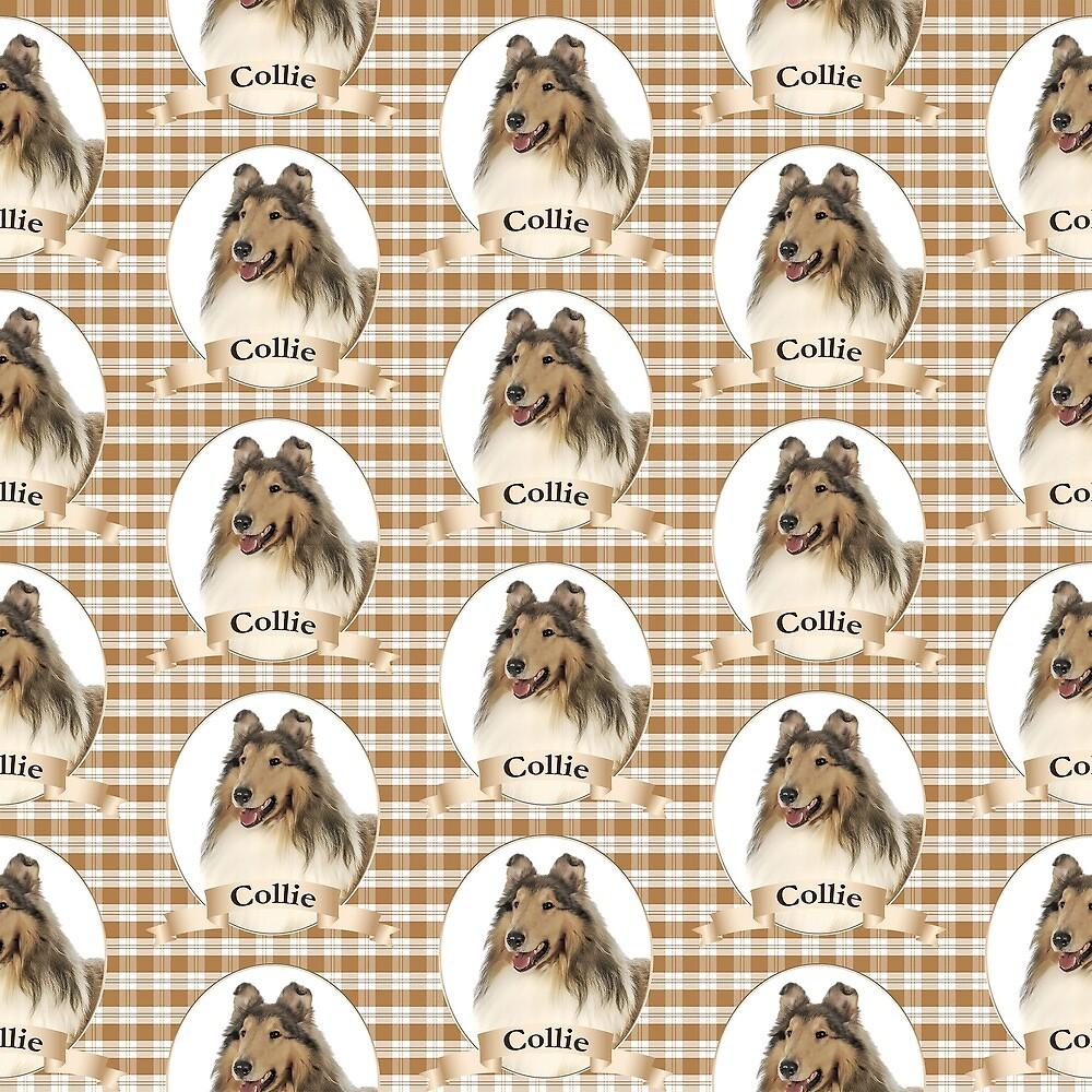 Collie Portrait by DogLove
