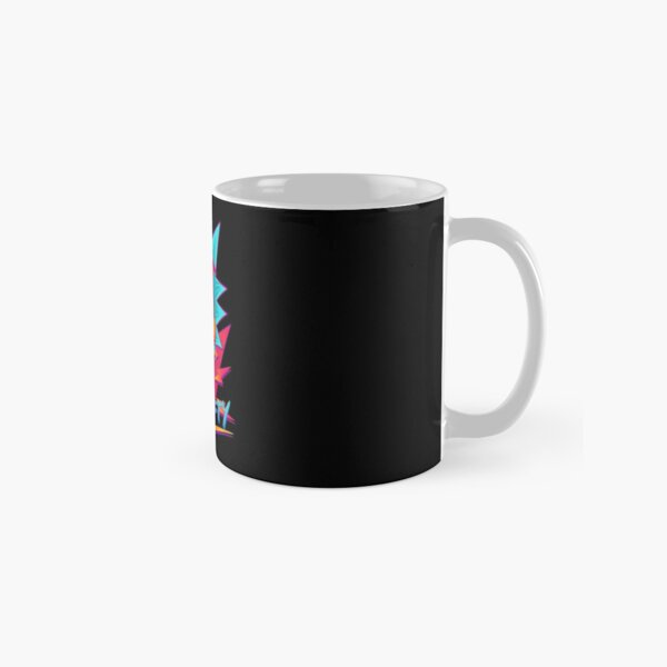 get schwifty Rick and Morty retro Classic Mug
