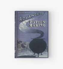 Libatius Borage's Advanced Potion Making  Hardcover Journal