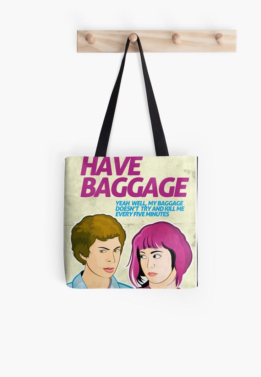 Baggage | Scott Pilgrim by Tom Trager