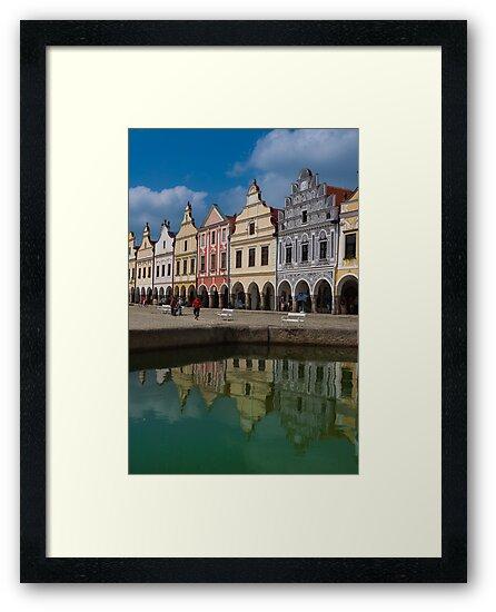 Telč, Czech Republic by jasonksleung