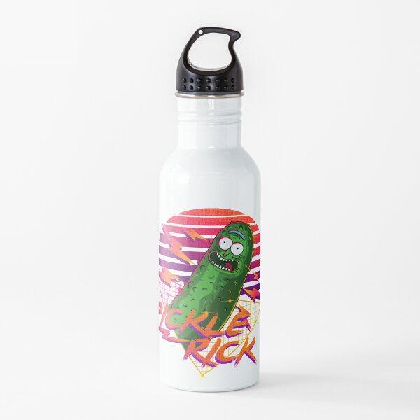 pickle rick  Water Bottle