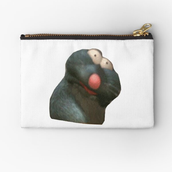 Ratatouille Memes Zipper Pouches Redbubble