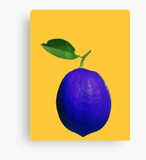 This is not a lemon Canvas Print
