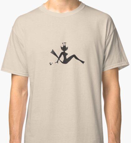 Seamonkey Mudflap (Black) Classic T-Shirt