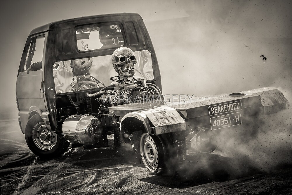 REARENDED Motorfest Burnout by VORKAIMAGERY