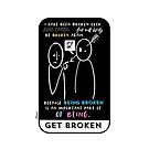 Get Broken by Chrissie Bonner