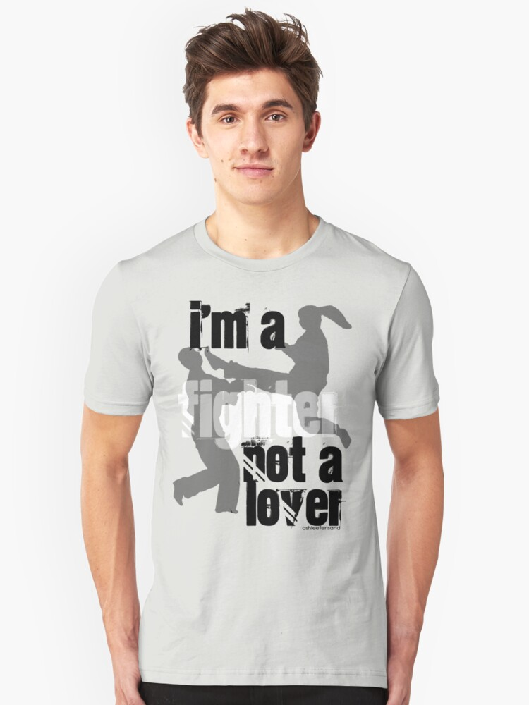 I'm a Fighter Unisex T-Shirt Front