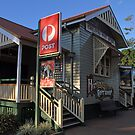 Post Office Childers, Queensland by Paul  Donaldson