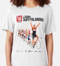Tour of Sufferlandria 2020 Shirt Slim Fit T-Shirt