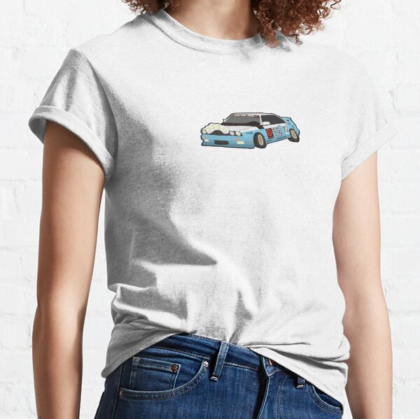JACKBOYS Car T-shirt classique