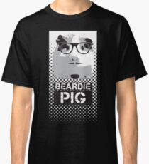 Hipster - Halftone Classic T-Shirt