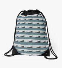 CLIFFS AT BALNARRING BEACH Drawstring Bag