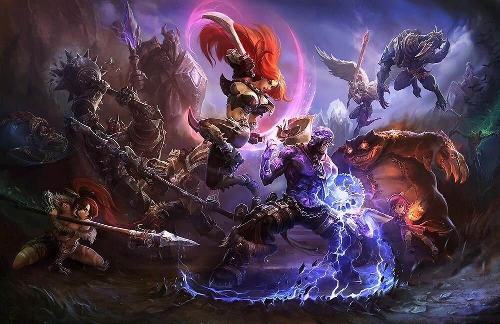 League of Legends Review by eliana11