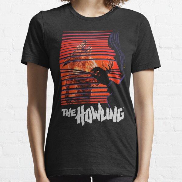 "The Howling - ""Window Peek"" 【Horror】 Design (1981) Essential T-Shirt"