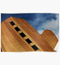 Curved Angle Poster