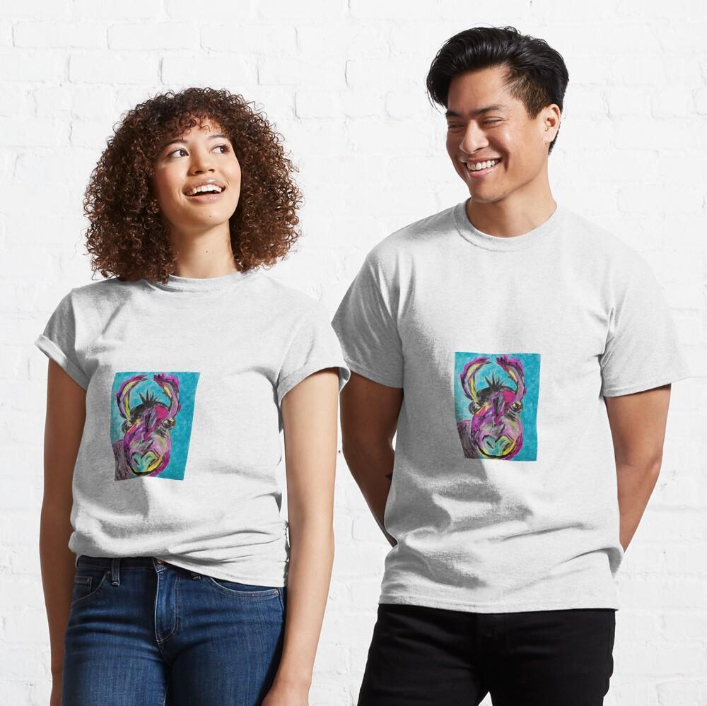 Moose the Burro  Classic T-Shirt