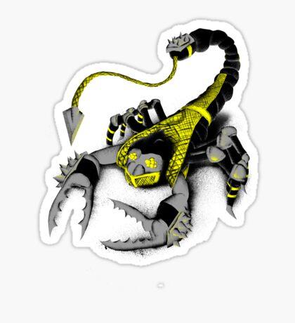Real Scorpion  Sticker