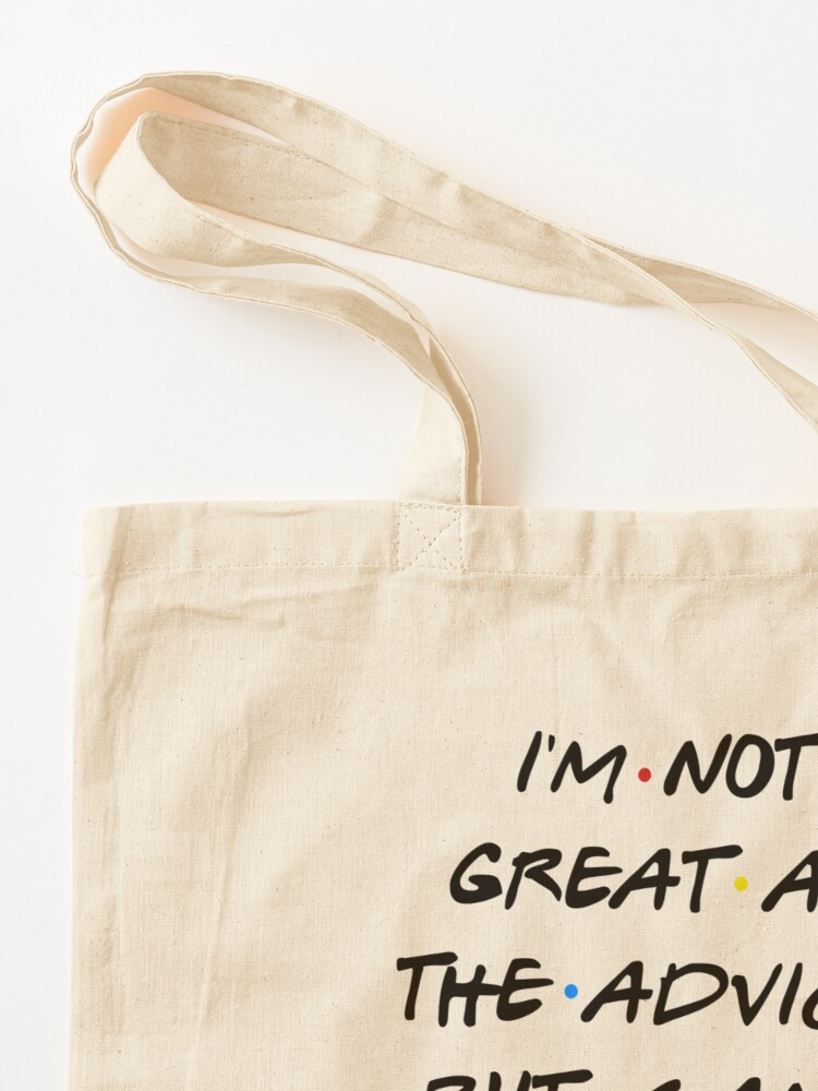 Alternate view of CAN I INTEREST YOU IN A SARCASTIC COMMENT? Tote Bag