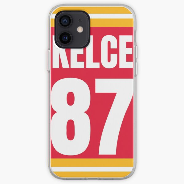 Travis Kelce iPhone Soft Case