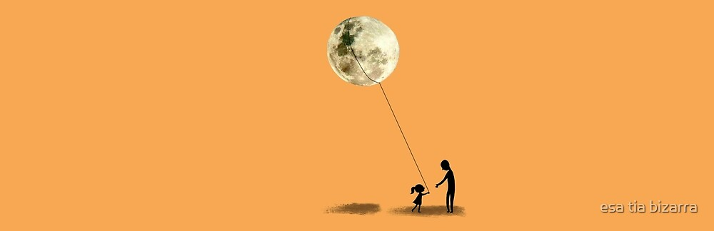 Moon present by esa tia bizarra
