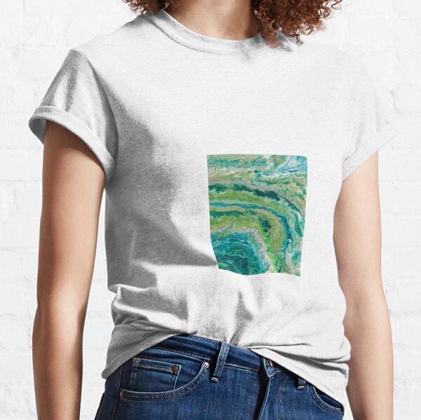 Green Geode Classic T-Shirt