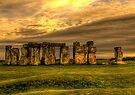 Stonehenge by Svetlana Sewell