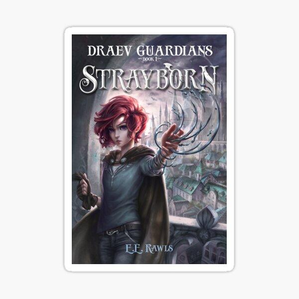 Draev Guardians art Sticker