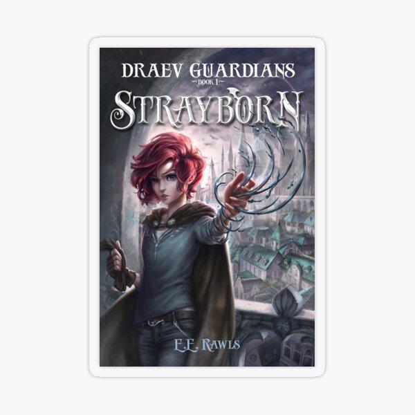 Draev Guardians art Transparent Sticker