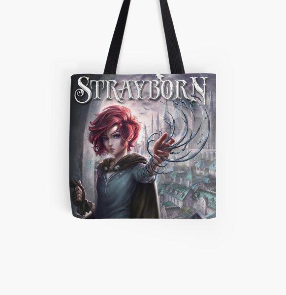 Draev Guardians art All Over Print Tote Bag