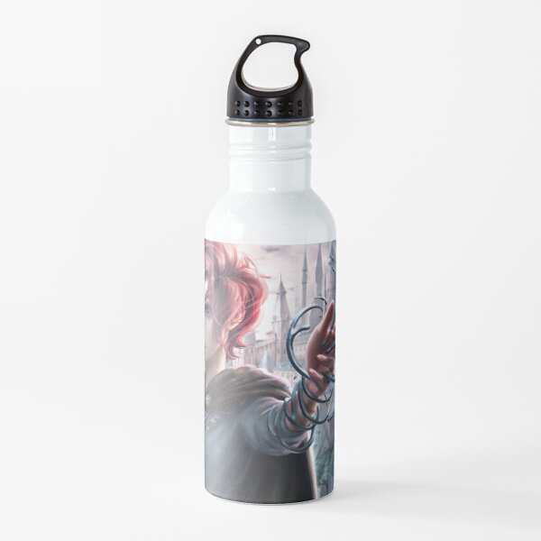 Draev Guardians art Water Bottle