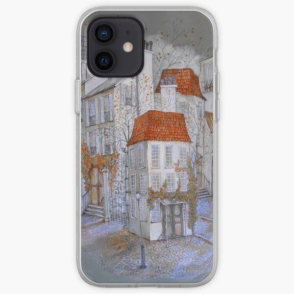 Basel Switzerland  iPhone Soft Case
