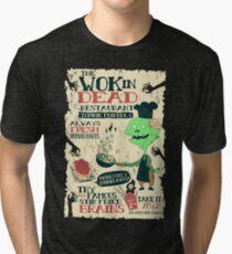 The Wok In Dead Tri-blend T-Shirt